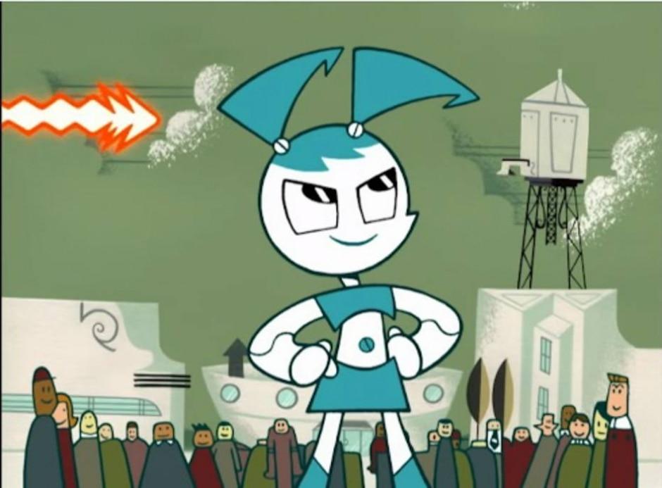 Reprodução de cena de 'Uma robô adolescente' (2003)/Nickelodeon