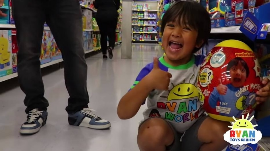 YouTube / @Ryan ToysReview
