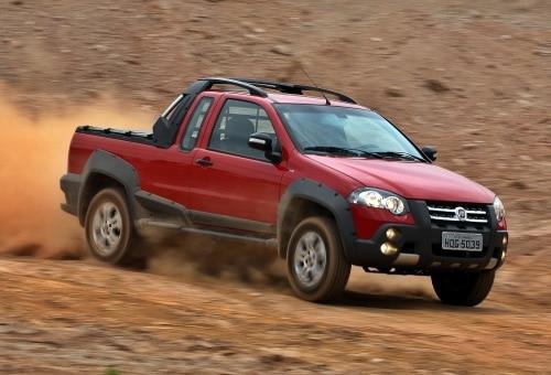 Avalia U00e7 U00e3o  Fiat Strada Adventure 2011 - Jornal Do Carro